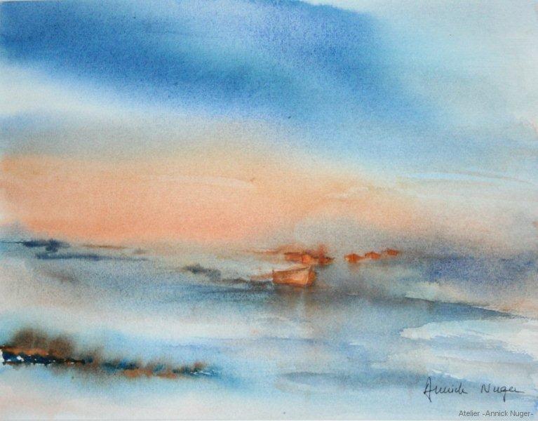 aquarelle Paysage-7