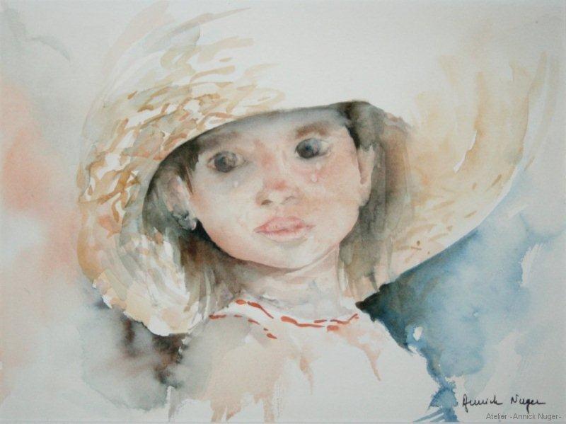 Aquarelle portrait-3