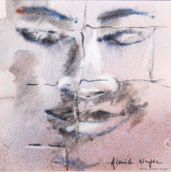 Aquarelle portrait-1
