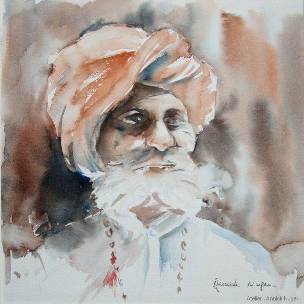 Aquarelle portrait-4